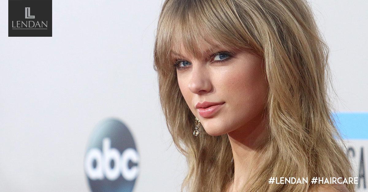 Taylor Swift cambia de look tras su ruptura