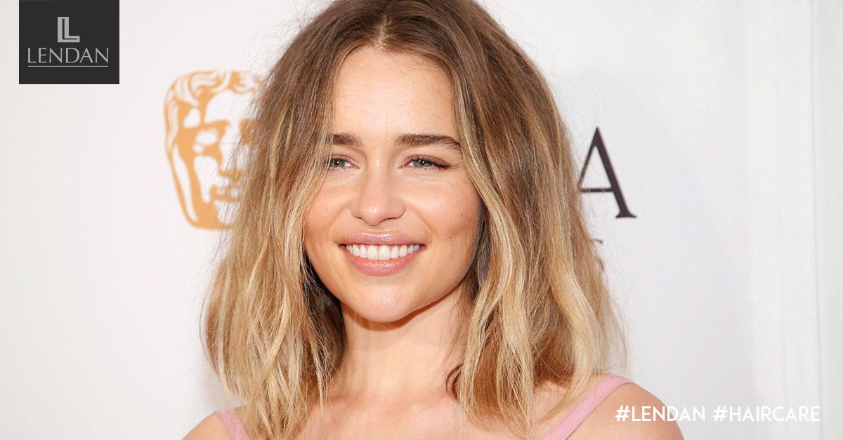 Los mejores cambios de look de 2016 Emilia Clarke