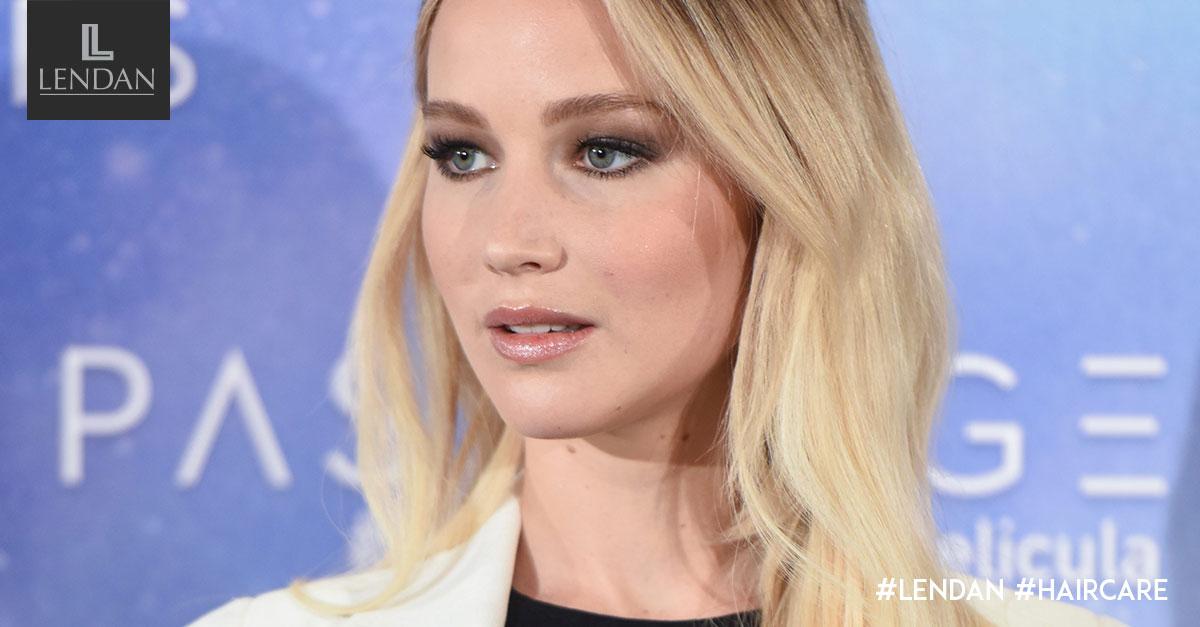 Los mejores cambios de look de 2016 Jennifer Lawrence