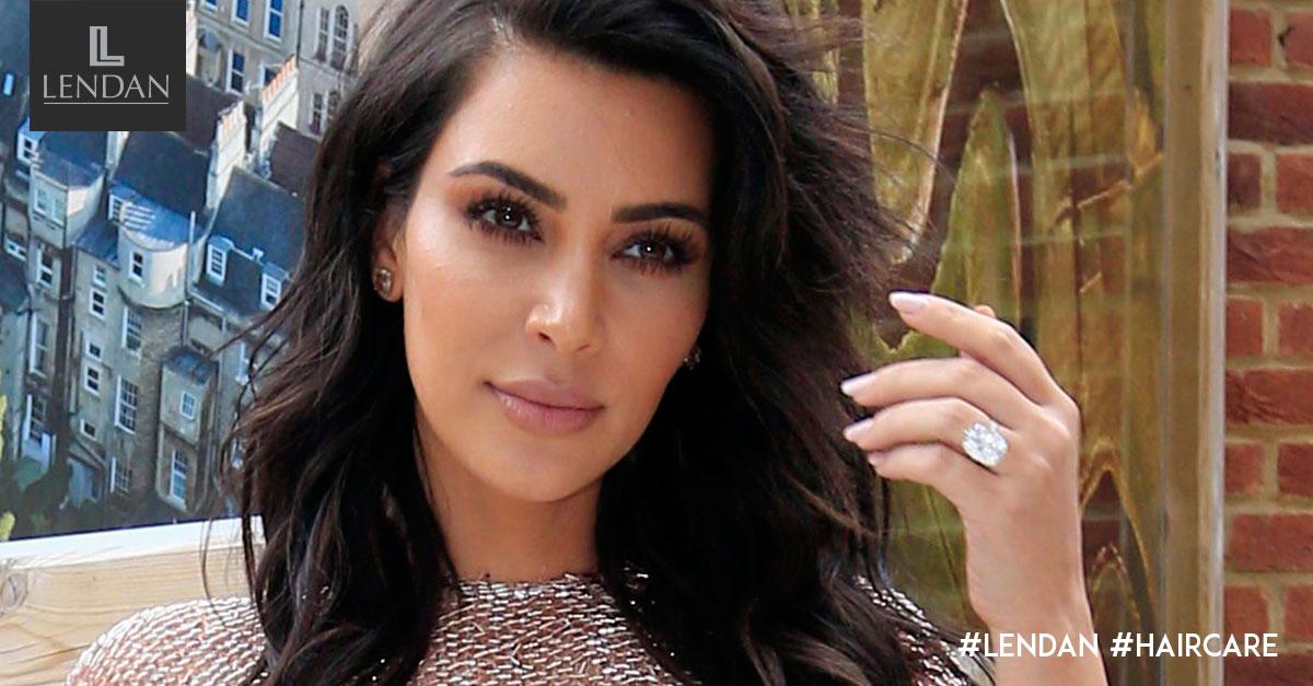 Los mejores cambios de look de 2016 Kim Kardashian
