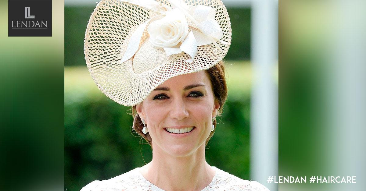 Kate Middleton sombrero sol