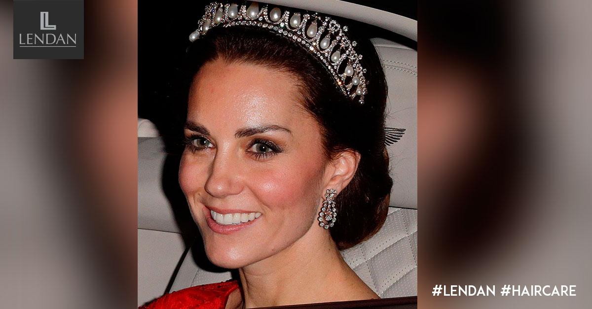 Kate Middleton Tiara Lady Di