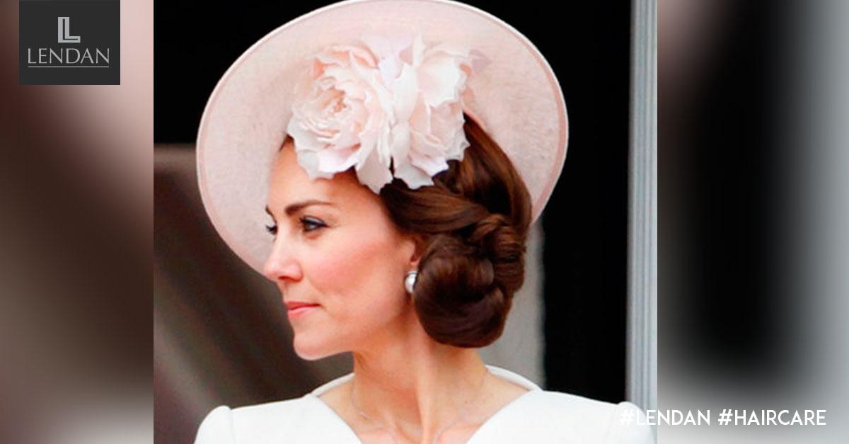 Kate Middleton tocado nude