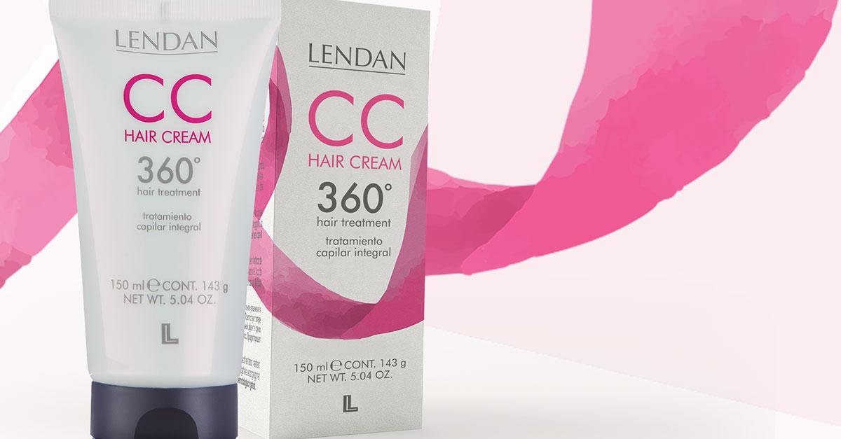 Lendan colabora en la lucha contra el cáncer de mama