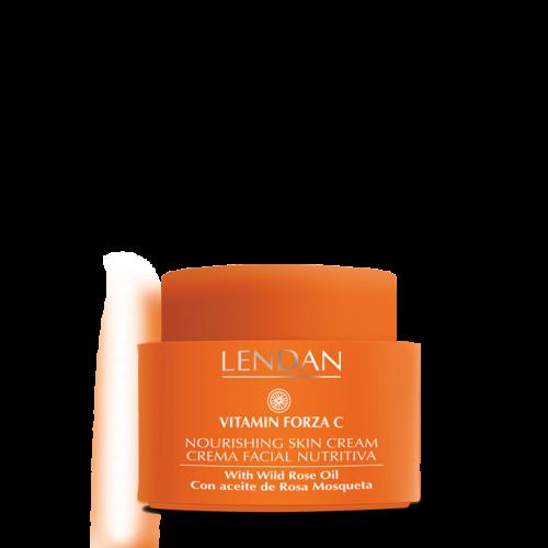 Crema Facial Nutritiva Vitamina Forza C