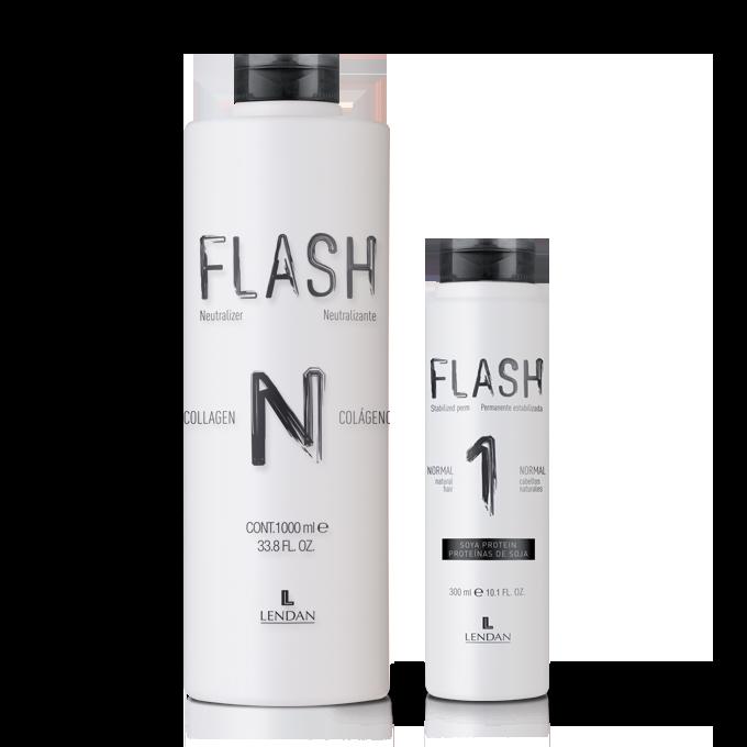 Flash Химическая завивка